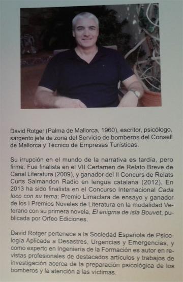 David Rotger, socio fundador de SEPADEM