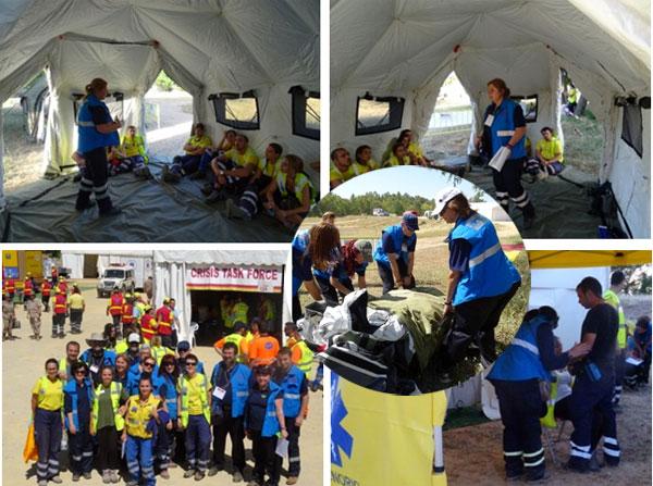 El Grupo De Intervencion Psicologica De Emergencias Y Desastres Giped De Andalucia Occidental Participa En El Crisis Talk Force 2014 Sepadem