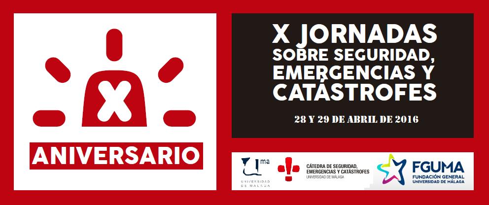 X Jornadas Málaga